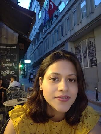 Sania Gupta Istanbul Travel Blog