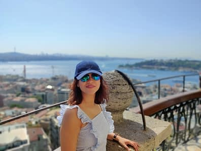 Top of Galata Tower, Istanbul