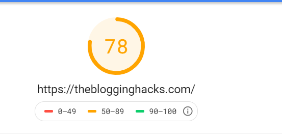 Google Page Insights